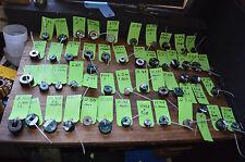 """Bore Gage Setting Ring master gage gauge Federal Glastonbury 0"""" - 1"""" Calibration"""