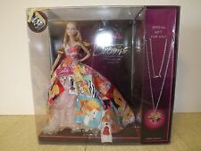 BARBIE 50TH ANNIVERSARY GENERATION OF DREAMS WITH NECKLACE 2009