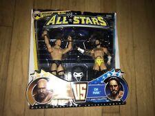 WWE Exclusive All Stars Action Figures Stone Cold Steve Austin Vs CM Punk