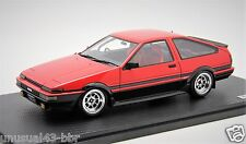 1/18 Ignition Model Toyota Sprinter Trueno AE86 3Dr Red Free Shipping/ MR BBR