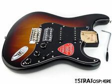LOADED Fender American Special HSS Strat BODY Texas Stratocaster Sunburst SALE