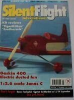 Silent Flight Magazine Issue 5.5 August - September 1997