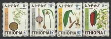 ETHIOPIA 1993 SPICY HERBS SET MINT