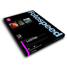 Fotospeed PF Lustre Duo 280 A4 50 Sheets