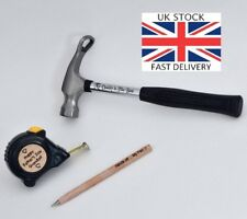 Personalised hammer, tape measure set. Father's day present.Gift for all