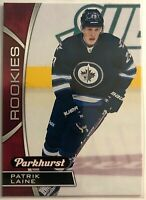 2016-17 Patrik Laine Upper Deck Parkhurst Rookie Previews Red #PR-9 Winnipeg