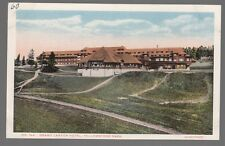 [52231] 1915 POSTCARD GRAND CANYON HOTEL IN YELLOWSTONE PARK (HAYNES, ST. PAUL)
