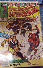 Spectacular Spider-Man #161 February, 1990  w/Hobgoblin & Puma