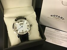 Gents Rotary Watch on Leather Strap GS42825/01  RRP.£75