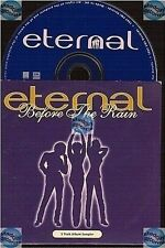 ETERNAL BEFORE THE RAIN uk PROMO CD SAMPLER card sleeve