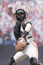 "MCFARLANE - MLB SERIES 5 – JASON KENDALL - PITTSBURGH PIRATES – 6"" ACTION FIGURE"