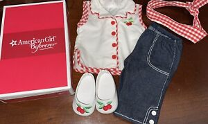 American Girl Doll - Maryellen's Play Outfit - Complete - EXCELLENT CONDITION