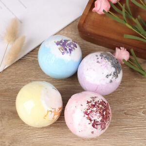 Essential Soap Moisturizing Bath Salt Bubble Shower Bombs Ball Body Clean RAS