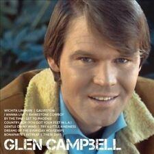 GLEN CAMPBELL - ICON (CD) New & Sealed