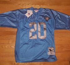 1994 Mitchell & Ness Barry Sanders Detroit Lions Jersey Throwback Size 48 New