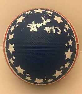 Sylvia Fowles Minnesota Lynx signed Team USA mini Basketball Ball autographed
