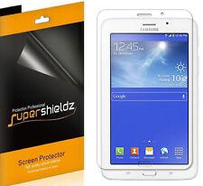 3X Supershieldz Clear Screen Protector Saver for Samsung Galaxy Tab 3 V