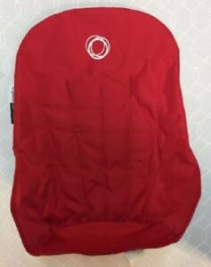 Bugaboo Cameleon Baby Stroller Toddler seat cover Red Canvas Fabric liner Frog