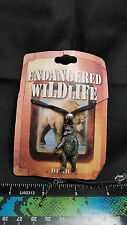 ENDANGERED WILDLIFE  NECKLACE, BEAR