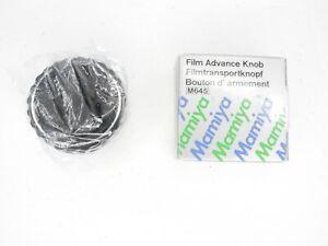 #1 Mamiya M645 Film Advance Knob w/ Box