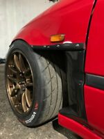 RT-Honda Fenders Cuts Out ABS size Large for Honda Civic Ek Ej 96 - 00 Type-R