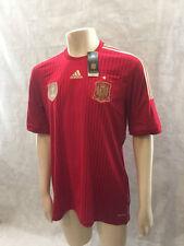 Maillots de football des sélections nationales Espagne taille XL