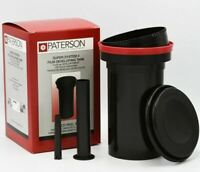 Paterson System 4 Multi-Reel 3 Film Developing Tank PTP116  Brand New