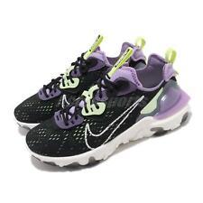 Nike реагируют видения D/МС/X черный фиолетовый Парус мужские повседневные запуска туфли CD4373-002