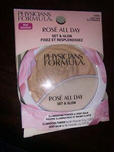 Physicians Formula Rosé All Day Set & Glow Illuminating Powder SUNLIT GLOW