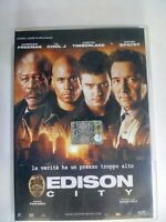 DVD - EDISON CITY - Morgan Freeman, Kevin Spacey, Justin Timberlake DVD