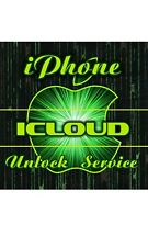 IPHONE IPAD IWATCH ICLOUD UNLOCK SERVICE ACTIVATION LOCK REMOVAL APPLE ID 100% W