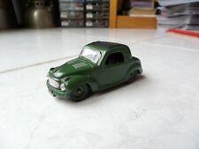 Fiat 500C Topolino R13 1949-1955 Green 1/43 Brumm Miniature