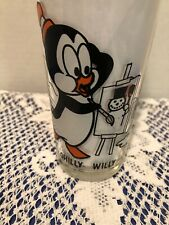"""COA CHILLY WILLY /""""HOT LUNCH/"""" LIMITED EDITION WALTER LANTZ ANIMATION CEL w// ORIG"""