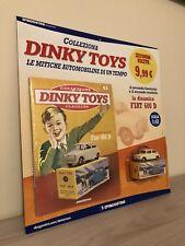 Modellino Dinky Toys Atlas Fiat 600 De Agostini scala 1:43