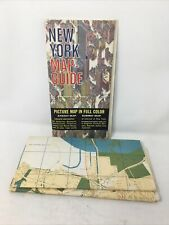 New ListingMap- Guide to New York City 1960's acceptable condition
