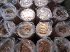 Roll of 2011 Canada Small Cents (Mint Roll 50 Magnetic Coins).