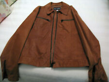Giorgio Armani men's leather jacket
