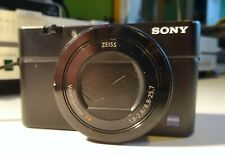 Sony RX100 IV Compact Camera - Zeiss Lens, 4K Movie Recording