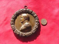 enorme medaillon a supendre  napoleon  ref 6000