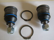 ONE PAIR OF TRIUMPH TR7 / TR8 LOWER BALL JOINTS & CIRCLIPS GSJ154