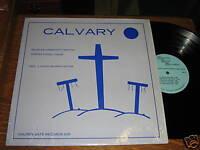 Peoples Community Baptist Choir GOSPEL LP Calvary USA
