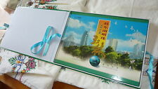 CHINA STAMP HISTORY OF YU LIN COMMEMORATIVE BOOK 36 STAMPS + 2 MINI SHEET MUH