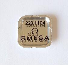 Omega 220 # 1104 Fare clic su nuova fabbrica Sigillato Originale Swiss