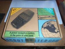 TRIMBLE Navigator GPS Vintage con Accessori e Scatola