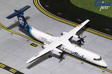 Alaska Bombardier Dash 8 Q400 N438QX Gemini Jets G2ASA729 Scale 1:200 IN STOCK