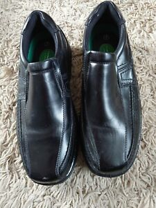 Gents Shoes Size 7..B/N...Black..Slip On..