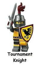 LEGO Collectable Minifigures Series 20 Tournament Knight #4 Minifig NEW SEALED