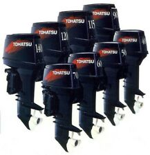 TOHATSU 2 STROKE 3-4 CYLINDER OUTBOARDS WORKSHOP SERVICE REPAIR MANUAL