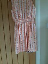 Ladies New Manoush silk Dress Size 38