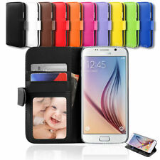 Unbranded/Generic Synthetic Leather Glossy Mobile Phone Cases, Covers & Skins for Samsung Galaxy S4